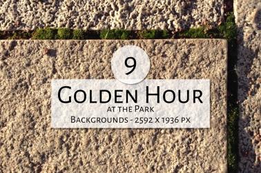 9 Golden Hour Backgrounds