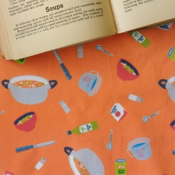 minestrone soup fabric