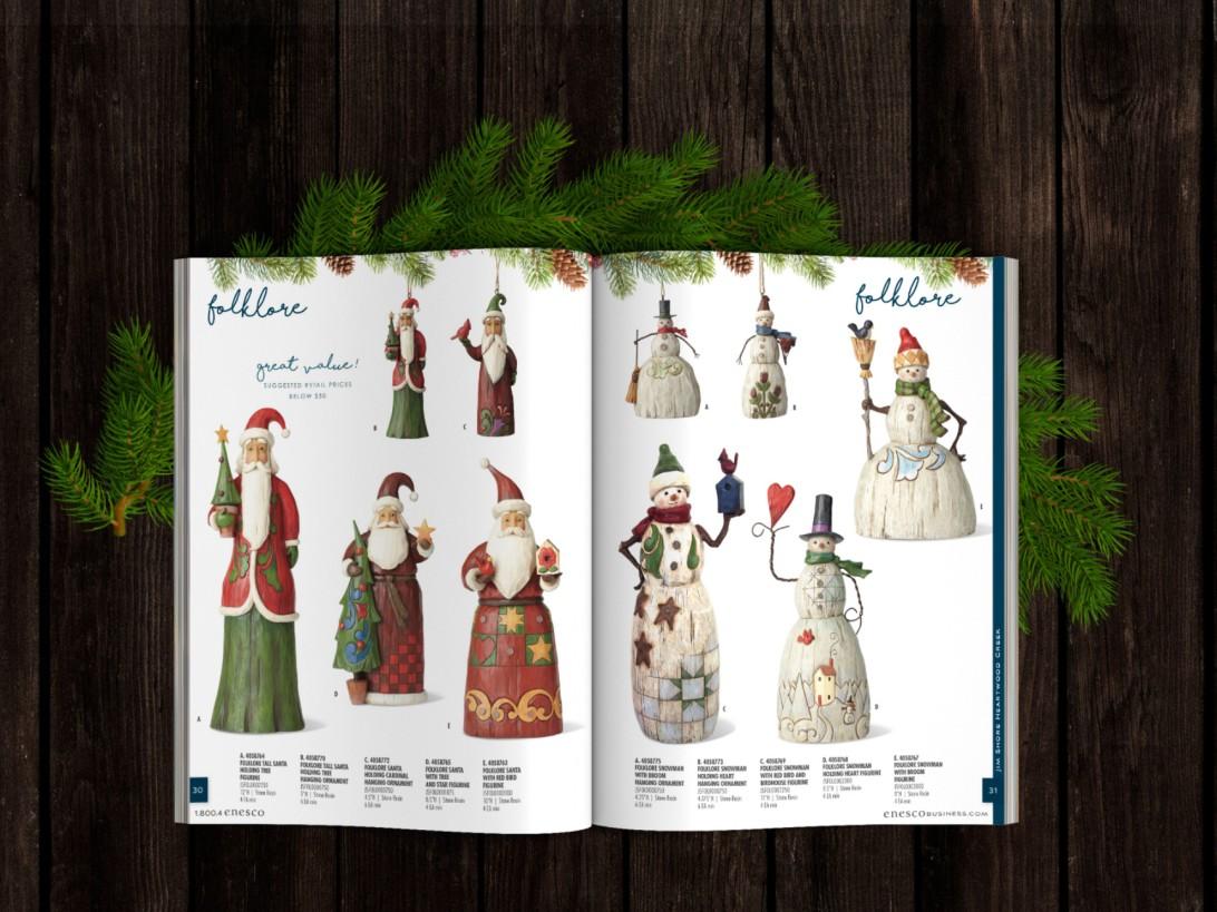Enesco Gift Jim Shore catalog