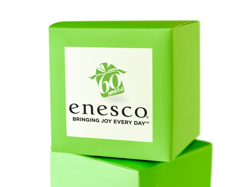 Enesco 60 Years Logo