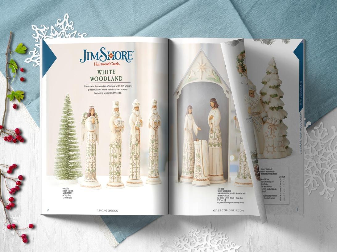Jim Shore Catalog January 2019